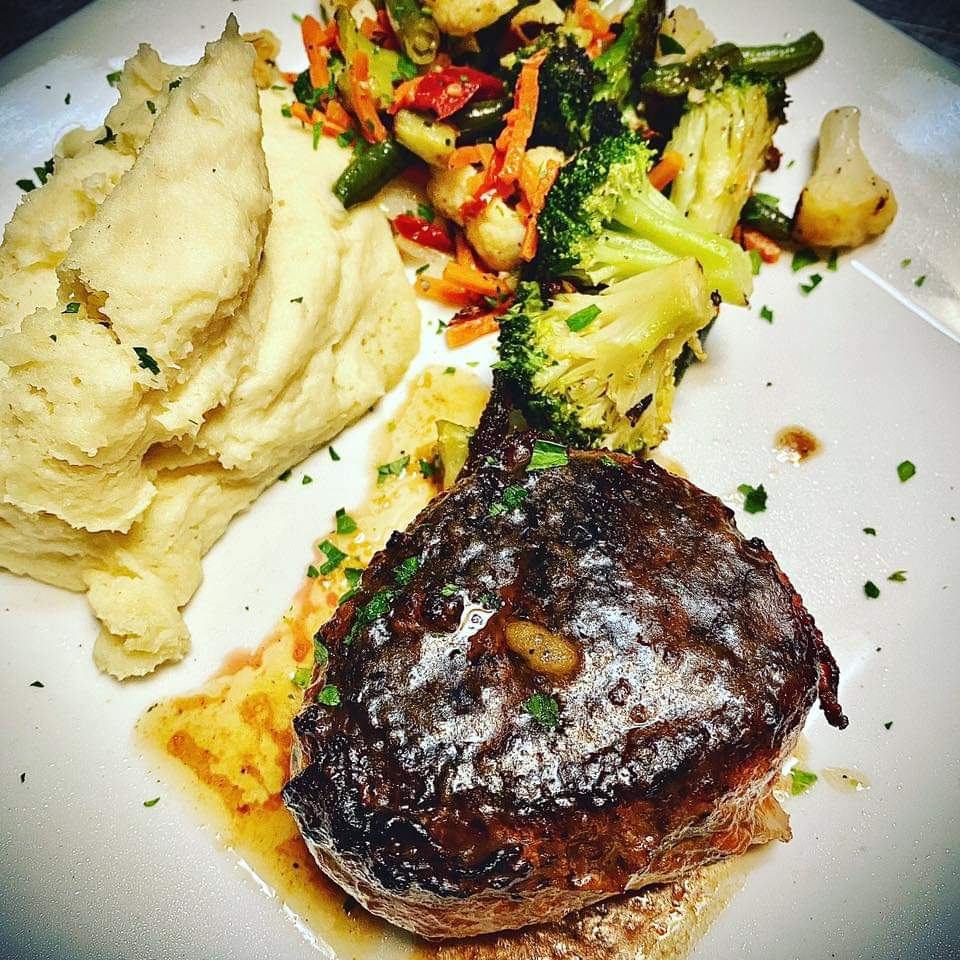 Wed Food Specials: Wednesday Steak Night Is Here!!!